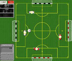 4X4 Football Match
