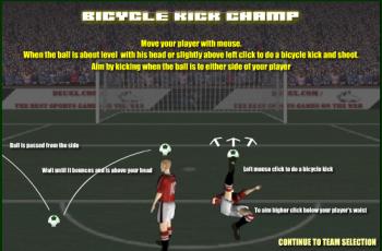 Bicycle Kick Champ