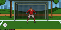 Soccer Suburban Goalie