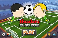 Headers Euro 2012